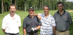 Commonwealth Resources 2004 Golf Team